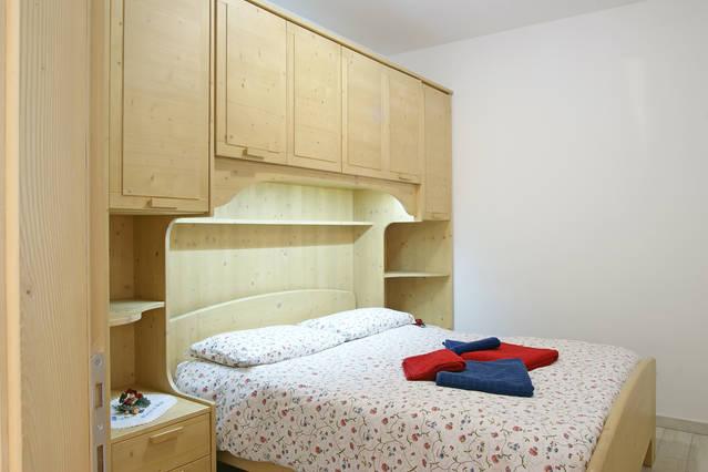 Camera da letto - Chalet Al Lago - Alleghe - Appartamenti Turistici