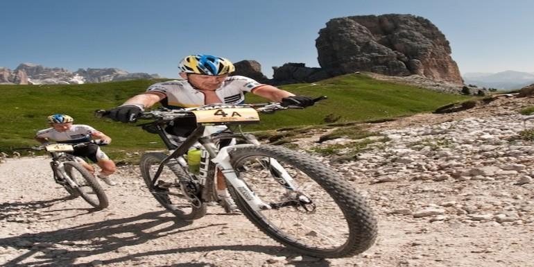 mountainbike civetta