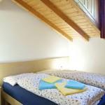 Camera da letto Appartamento Marmolda
