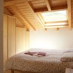 Camera da letto Appartamento Marmolada